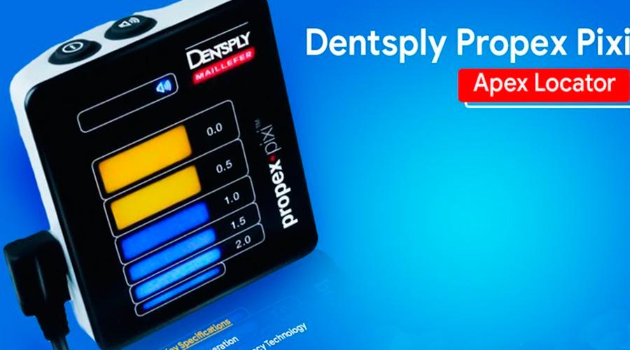 Рекомендации к использованию апекслокатора Dentsply ProPex Pixi