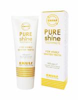 Отбеливающая зубная паста Ekulf Pure shine (75 мл) (100)