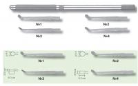 Набор микрозеркал YDM Micro Morror Set (4 шт)