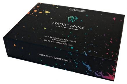 Набор для отбеливания Magic Smile Home