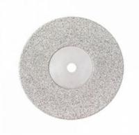 Алмазный диск Microdont 19/8 мм (двухсторонний, мелкая абразивность) ref.40.606.007