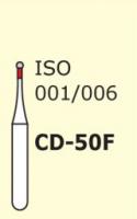 Бор для детской стоматологии Mani CD-50F серия Fine 3 шт