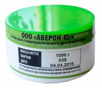Кобальто-хромовый стоматологический сплав Аверон-Юг Алексиум В (1 кг)