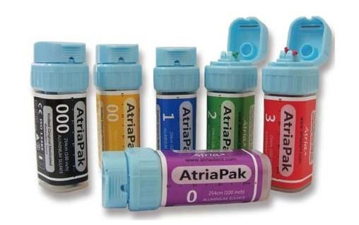 Нить ретракционная с пропиткой Atria 254см (сульфат алюминия)