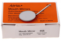 Зеркало стоматологическое Atria F-3 SS (Plane type, 20 мм)