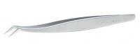Пинцет для ресниц Staleks ТE-4013