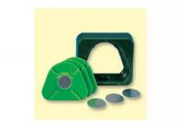 Система для изготовления моделей Bredent Мастер Кожа (малый, набор 7 частей, зеленого цвета)