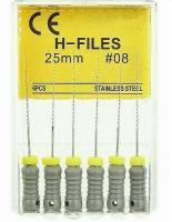Файлы ручные Mani H-File (25 мм, 6 шт) (копия)
