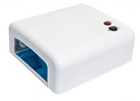 Лампа ультрафиолетовая для маникюра OEM L-13, белая