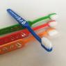 Зубная щетка EKULF Twice Adult (630)