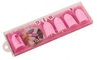 Колпачки для снятия гель-лака OEM силиконовые, 5 шт
