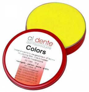 Воск моделировочный Al Dente Colors