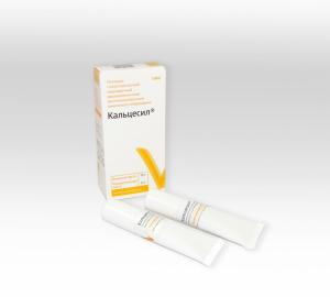 Прокладочный материал Владмива Кальцесил (5 г + 3 г)