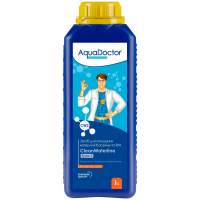 Средство для очистки ватерлинии бассейна и СПА AquaDoctor CW CleanWaterline (Шаг 2)