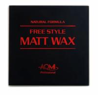 Матовый воск для волос AOMI Free Style Matt Wax (100 ml) (8809353537353)