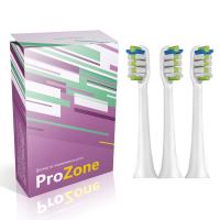 Насадки для зубной щетки Xiaomi SOOCAS ProZone Classic MAX White (3 шт)