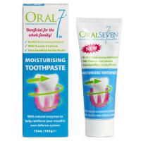Зубная паста Oral Seven Moisturising Toothpaste 105g/75 ml (5060224500019)