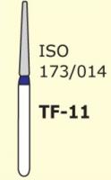 Бор конус с плоским концом Mani TF-11 3 шт