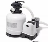 Песочный фильтр насос Intex 26646 (6000 л\ч)
