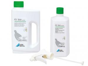 Дезинфекция чувствительных поверхностей Durr FD 366