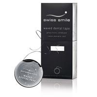 Вощеная зубная лента Swiss Smile