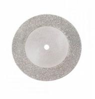 Алмазный диск Microdont 22/16 мм (двухсторонний, мелкая абразивность) ref.40.606.002