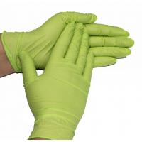 Перчатки Green нитриловые 100 шт