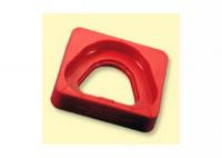 Форма Мастер Кожа для модели большая, красная