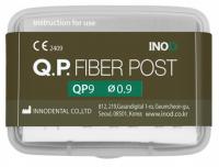 Стекловолоконные штифты INOD QP Fiber Post 10 шт