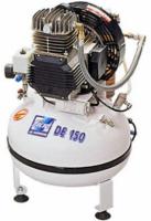 Компрессор безмаслянный медицинский Fiac DE 150 (на 2 установки) (1121700381)