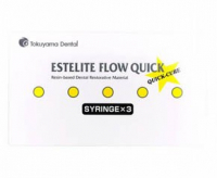Жидкотекучий композит Tokuyama Estelite Flow Quick Syringe Kit 3 шпр
