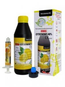 Лимонная кислота Cercamed CITRIC ACID 40%