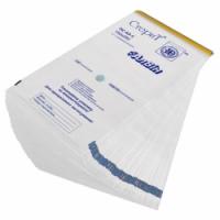 Пакеты бумажные для стерилизации самогерметизирующиеся (белая бумага, №100)