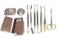 Набор для PRF UNICORN Medical Instruments PRF Set (Platelet Rich Fibrin) (набор PRF-Box и 9 инст.)