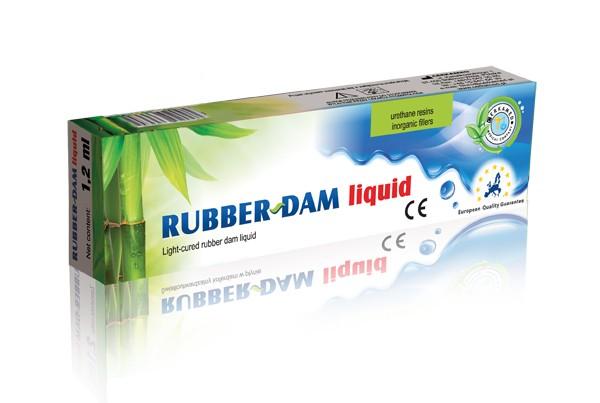 Светоотверждаемый жидкий гель Cercamed RUBBER-DAM LIQUID