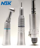 Набор наконечников NSK EX-203Push M4(угловой+микромотор+прямой) КОПИЯ