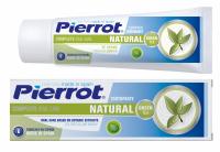 Зубная паста Pierrot с зеленым чаем 75 мл Ref.87 (8411732100876)