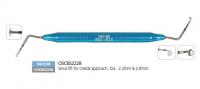 Инструмент для синус-лифтинга OSCBS2028, двухсторонний, диаметр 2,2 мм, 2,8 мм, при доступе через альвеолярный гребень