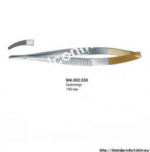 Иглодержатель 14 см BM.002.030
