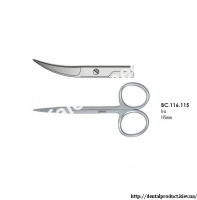 Ножницы с наклоном Falcon BC.116.115 (115 мм)