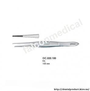 Пинцет Falcon OC.020.100 (100 мм)