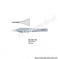 Пинцет Falcon BD.220.120 (120 мм)