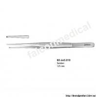 Пинцет Falcon BD.664.125 (125 мм)