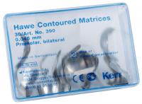 Матрицы контурные Kerr Hawe Contoured Matrices (0.045 мм, 30 шт)