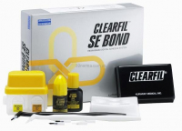 Бондинговая система  Kuraray Clearfil SE Bond 6 мл + 5 мл + аксессуары