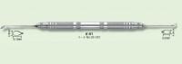 Sinus lift инструмент № B1 / B2, двухсторонний