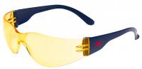 Защитные очки 3М 2723 PC (желтые AS/AF)
