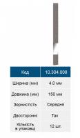 Штрипсы металлические Microdont (с оксидом алюминия, medium, 12 шт)