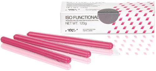 Термопластичный оттискной материал GC ISO Functional Sticks (120 г 15х8 г)