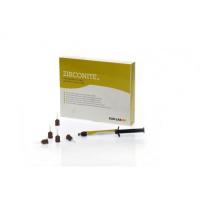 Композитный цемент двойного отверждения BJM Zirconite (шприц, 5 мл)